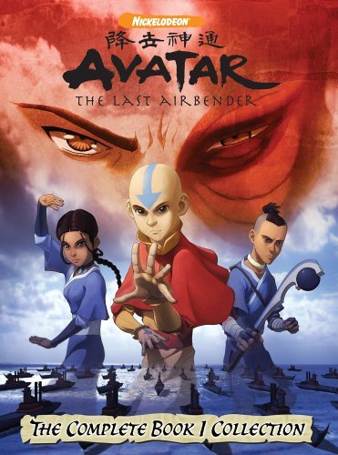 Avatar The last airbender - Book 1 Water - The Complete Book 1 Collection