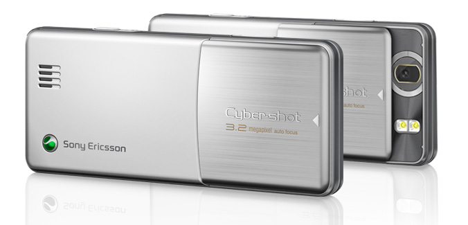 Sony Ericsson Cybershot C510 - Protector de lente