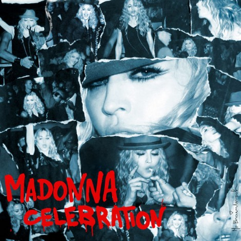Celebration single cover