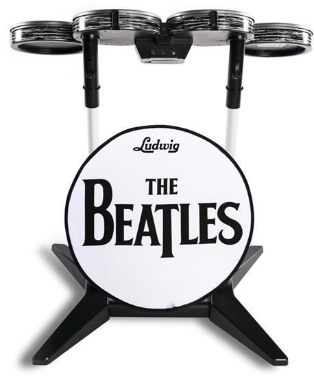 Batería Perla Negra de Ringo Star