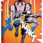 bane vs batman Knightfall p21