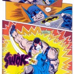 bane vs batman Knightfall p19