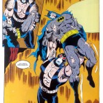 bane vs batman Knightfall p20