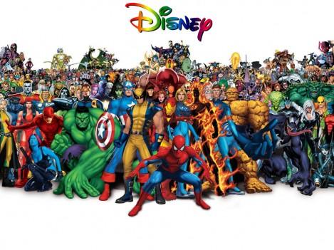 Disney se mete 5000 personajes de comics al bolsillo