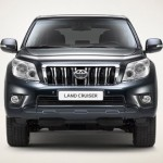 land cruiser prado 2010 front