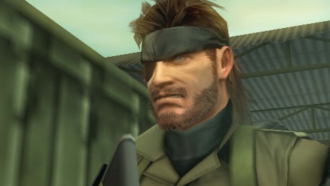 metal gear solid peace walker la cara joven de snake