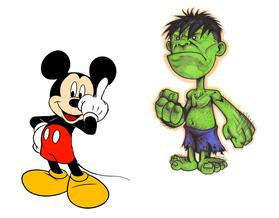 mickey_vs_hulk