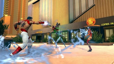 DC Universe Online - Custom Heroes