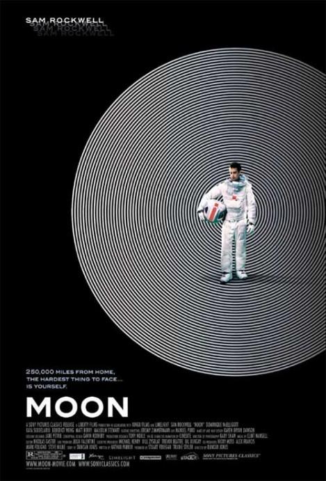 Moon film poster