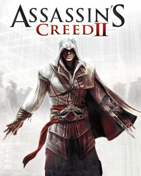 assasins creed 2 poster