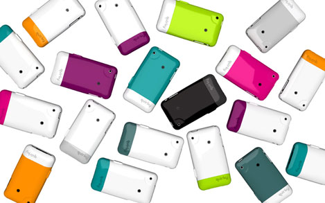 beamer para iphone colores
