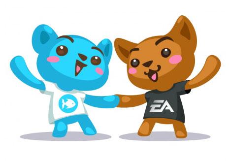Combinando fuerzas EA y Playfish