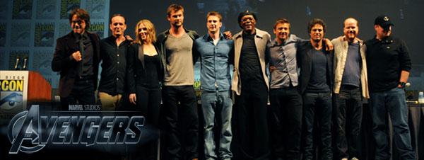 The Avengers 2012 Casting
