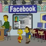 Mark Zuckerberg en Los Simpsons - temporada 22