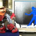 kinect-robot