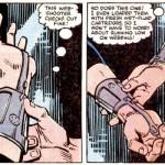 Imagen escaneada del comic Amazing Spider-Man #259. Arte por Ron Frenz. Copyright Marvel Comics