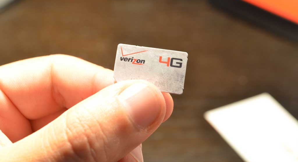 how to get a verizon sim card