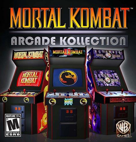 Mortal Kombat Arcade Kollection: Se Retrasa la Version PC