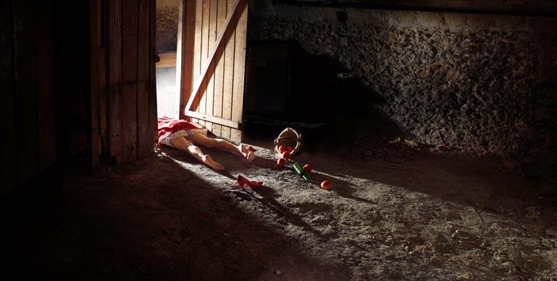 Caperucita Roja por Thomas Czarnecki
