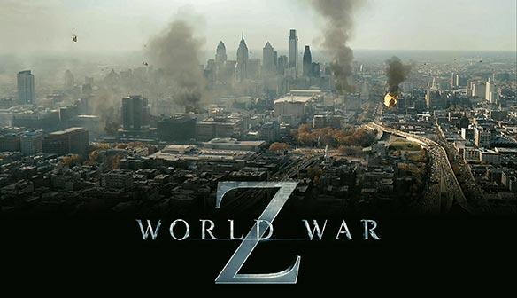 Guerra mundial Z, pelicula