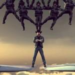 Chuck-Norris-supera-epico-split-de-Van-Damme