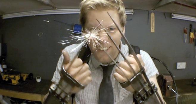 Colin-Furze-garras-de-Wolverine