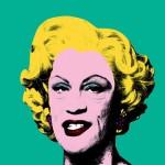Andy Warhol / Green Marilyn (1962)