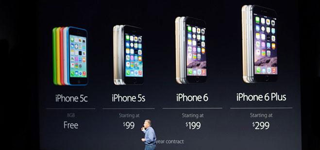 precios-iphone6-apple