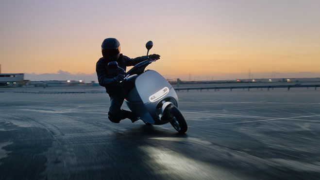 scooter-gogoro