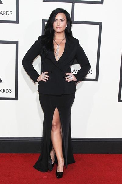 Demi-Lovato-Grammy-Ni frio ni calor