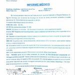 Informe médico 3