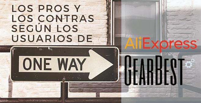 Pros y contras del aliexpress y gearbest for Hormigon impreso pros y contras